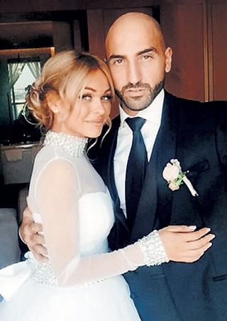 Влюблённые готовились к свадьбе два года