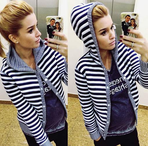 Ксения БОРОДИНА. Фото: Instagram.com
