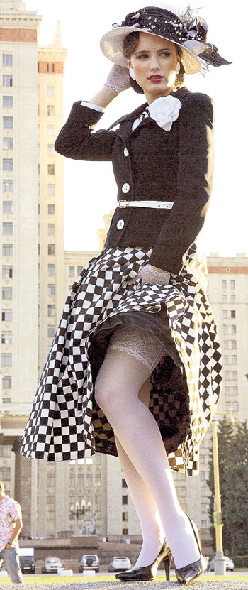 Молодая актриса сыграла девушку трудной судьбы в сериале «Татьянина ночь». Фото Первого канала