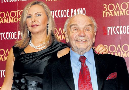 Супруга Светлана - нежность, надежда и опора Владимира Яковлевича