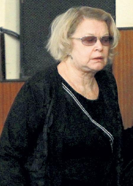 Валентина ТАЛЫЗИНА. Её голосом говорила Барбара БРЫЛЬСКА