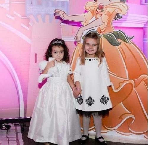 Алла-Виктория и Клавдич (Фото: instagram.com)