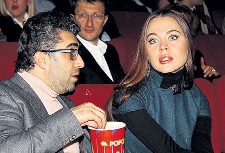 ХАЧАТУРОВ и СЕРГИЕНКО любили кино