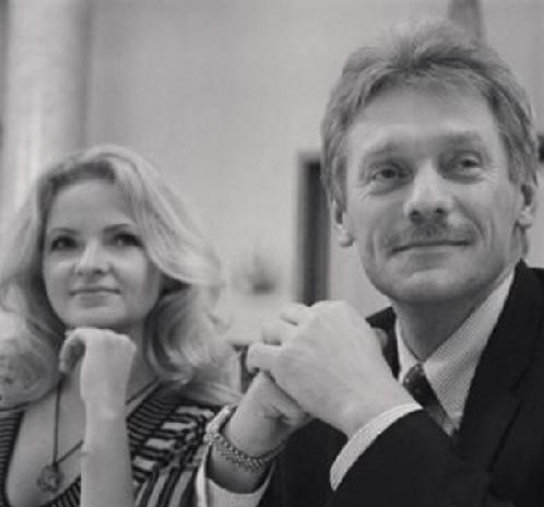 Дмитрий ПЕСКОВ и Екатерина СОЛОНИЦКАЯ (Фото: instagram.com)