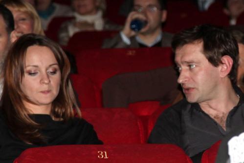 Константин ХАБЕНСКИЙ и Ольга ЛИТВИНОВА (Фото Ларисы КУДРЯВЦЕВОЙ)