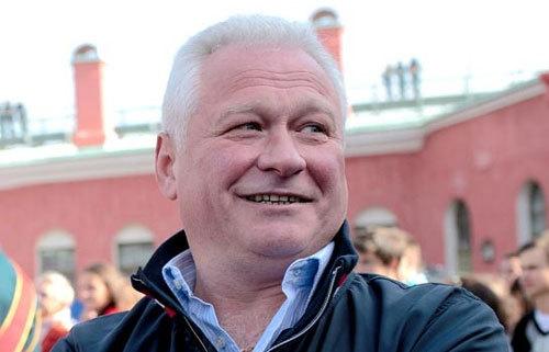 Владимир ДОЛГОПОЛОВ (Фото с сайта chaspik.spb.ru)