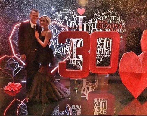 Ольга БУЗОВА и Дмитрий ТАРАСОВ (Фото: instagram.com)