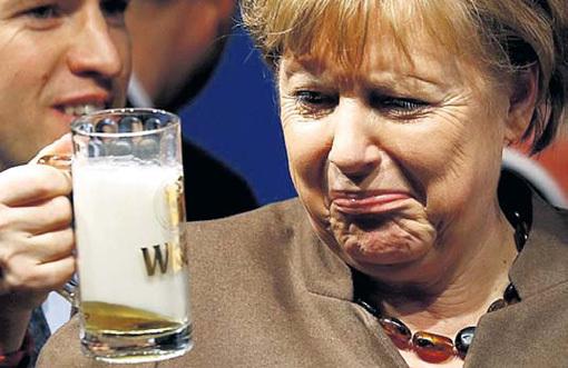 Политика Ангелы не по вкусу немцам. Фото: © Reuters