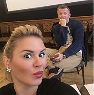 Семенович и Комолов на репетиции. Фото: инстаграм