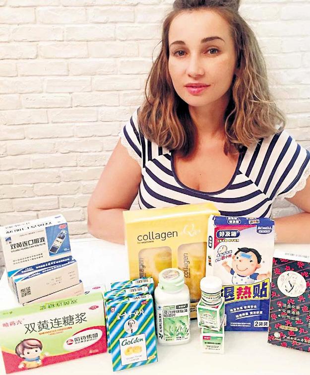Анфиса ЧЕХОВА доверяет советам знакомого гомеопата. Но лечиться предпочитает японскими препаратами. Фото: Instagram.com