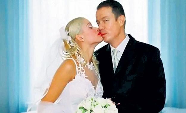 После свадьбы с Алёной...
