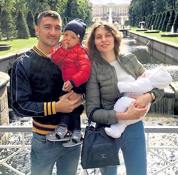 Катерина помогла итальянцу БОККЕТТИ полюбить Россию и стать заботливым отцом. Фото: Instagram.com/salvatorebocchetti