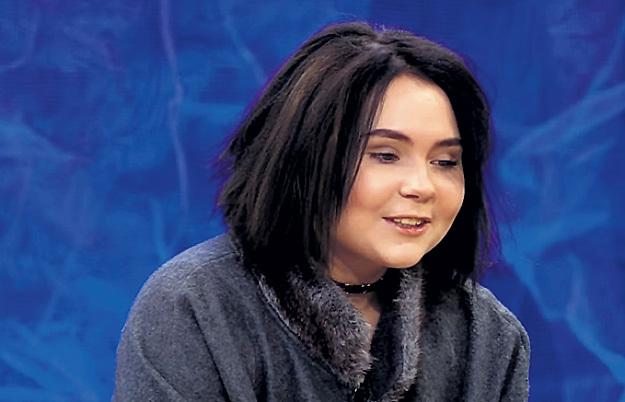 ...у которой, как и у мамы, изумительные вокальные данные. Фото с сайта 1tv.ru