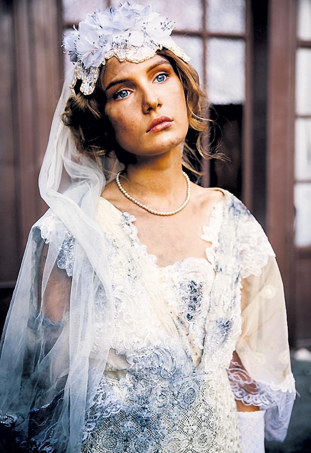 ...сыграла невесту героя Макса МАТВЕЕВА