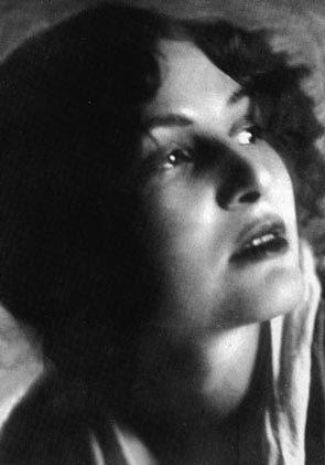 Актриса Зинаида Райх. Фото: Википедия