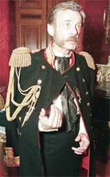 ГЕОРГИЙ ТАРАТОРКИН: был террористом, стал царем