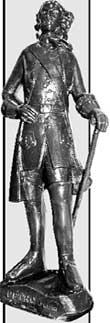 ПЕТР I: из Медного всадника превратился в шоколадный сувенир