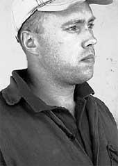 АЛЕКСАНДР ЛАВРИЧЕНКО: уникальный снимок, тайком сделанный в тюрьме