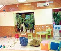 ИГРОВАЯ КОМНАТА В ШЕРЕМЕТЬЕВО-2: VIP-овские детки избавлены от томления в «накопителе»