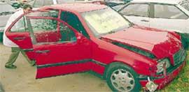 АНИТА ЦОЙ НЕ СЧИТАЕТ СЕБЯ ВИНОВАТОЙ: поэтому доктор Панахов не скоро сядет за руль своего автомобиля