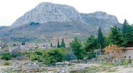 МЕСТО РАСКОПОК: следы таинственной цивилизации случайно нашлись на небольшом островке Андрос