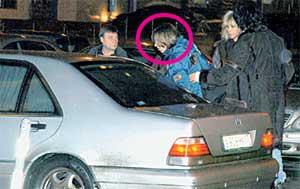 В НОЧНОЕ: Филя и Сережа усадили Майка в лимузин и увезли, чтобы обсудить творческие планы