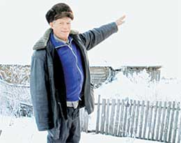 ОЧЕВИДЕЦ СОБЫТИЙ: Архипов утверждает, что Чернушку встречал сам Гагарин