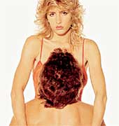 ХИЗЕР МИЛЛС (конец 80-х): газета «The Sun» опубликовала скандальные снимки будущей миссис Маккартни из порноиздания «Радости любви». Может быть, «черное» прошлое красавицы действительно стало причиной развода звездной пары? Не вынесла, так сказать, душа поэта позора...