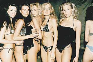 Русские девушки манекенщицы проходят кастинг в модельное агентство порно видео
