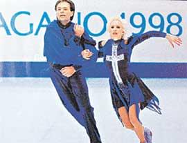 ПЛАТОВ - ГРИЩУК: в Нагано в 1998 году выиграли вторую Олимпиаду подряд