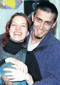 БЫВШИЕ СУПРУГИ: Марго и Макс были красивой парой