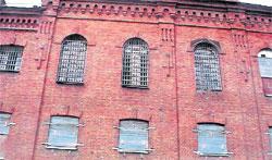 ВЕРХНЕУРАЛЬСКАЯ ТЮРЬМА: камера на третьем этаже была для двоюродной сестры Адольфа Гитлера