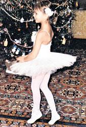 КСЮША В БАЛЕТНОМ УЧИЛИЩЕ: на сцене Большого театра танцевала «маленького лебедя»