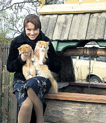 КОЛЛЕГИ: Татьяна Колганова раздумывает о судьбе четвероногих артистов