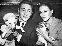 КРАСИВАЯ ПАРА: Тихонов и Мордюкова прожили вместе трудных 13 лет