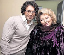 Андрей и Татьяна Анатольевна соревновались в строгости