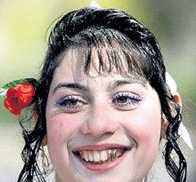 На Сорочинской ярмарке невесты хвастались зубами...