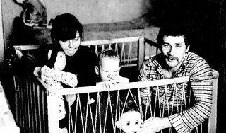 Семейное счастье Андрея, Миши и Ванечки продолжалось всего полтора года
