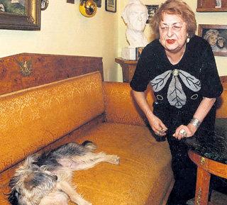 Наталия ДУРОВА боялась находиться в своей квартире одна