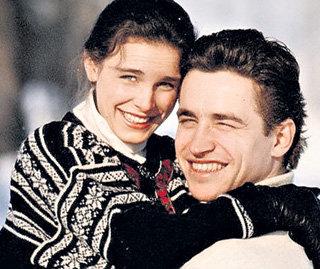 ГОРДЕЕВА и ГРИНЬКОВ считались самой красивой парой