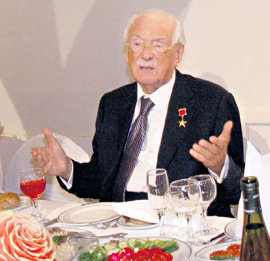 Сергей МИХАЛКОВ. 97 лет