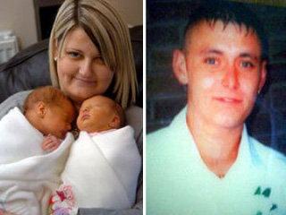 Келли Боуэн родила чудесных близнецов, зачатых из замороженной спермы её умершего супруга Гевина