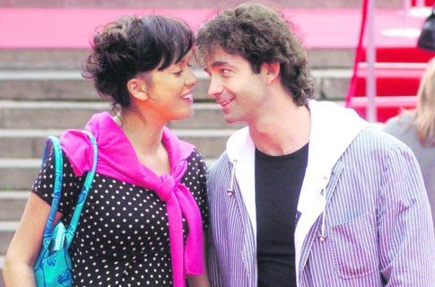 Ольга Дроздова и Дмитрий Певцов станут родителями во второй раз. Фото: kp.ru