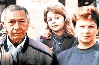 Олег ЕФРЕМОВ с дочерью Анастасией и внучкой Ольгой (фото lenta.tv)