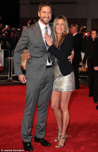 Хотя актеры отрицают свою связью поговаривают, что они уже давно любовники. Фото Daily Mail