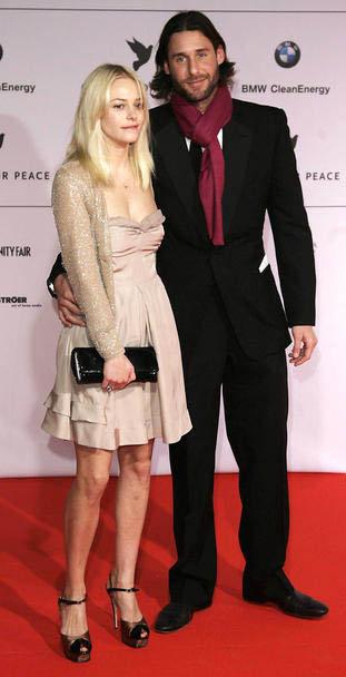 Дэвид Ротшильд с Аннабель Хорси. Фото: focus.de