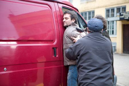 Герою Дмитрия МИЛЛЕРА придется не раз рисковать жизнью (Фото: RWS)