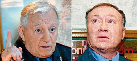 Межрайонным отделом при УВД теперь будет руководить Фирсов (Георгий ШТИЛЬ), а не Петренко (Юрий КУЗНЕЦОВ)