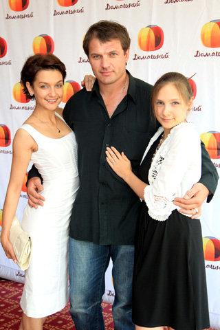 андрей биланов с женой и детьми фото