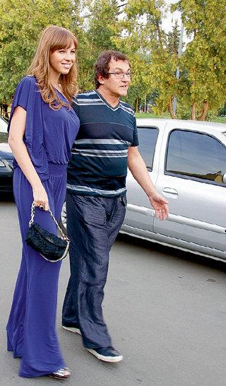Дмитрий и Полина мечтают пристроить сыночка в хорошие английские руки